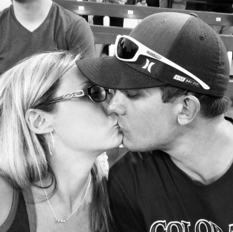 Rockies Kiss